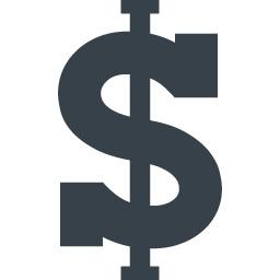 Dollar Symbol Free Icon 6 Free Icon Rainbow Over 4500 Royalty Free Icons