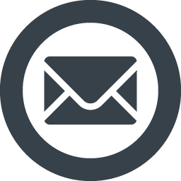 Email In A Circle Free Icon 1 Free Icon Rainbow Over 4500 Royalty Free Icons