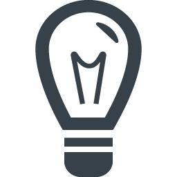 Idea Symbol Of A Lightbulb 1 Free Icon Rainbow Over 4500 Royalty Free Icons
