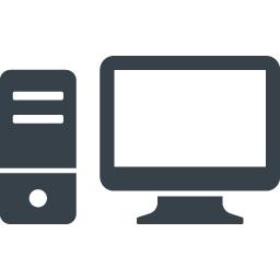 Desktop Pc Free Icon 2 Free Icon Rainbow Over 4500 Royalty Free Icons