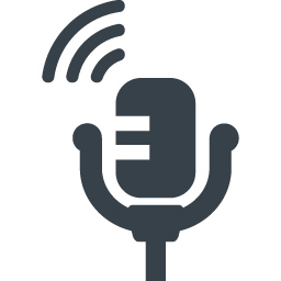 Recording Microphone Free Icon Free Icon Rainbow Over 4500 Royalty Free Icons