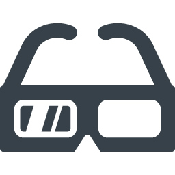 3d Glasses Free Icon 1 Free Icon Rainbow Over 4500 Royalty Free Icons