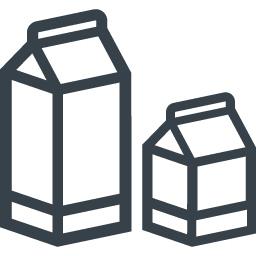 Milk Carton Free Icon 2 Free Icon Rainbow Over 4500 Royalty Free Icons
