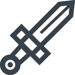 Sword Free Icon Free Icon Rainbow Over 4500 Royalty Free Icons