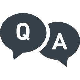Q And A Free Icon 4 Free Icon Rainbow Over 4500 Royalty Free Icons