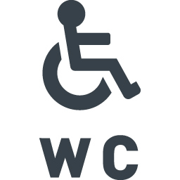 Wheelchair And Wc Free Icon Free Icon Rainbow Over 4500 Royalty Free Icons