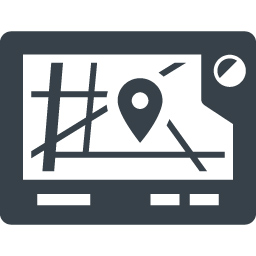 Gps Navigation Free Icon 2 Free Icon Rainbow Over 4500 Royalty Free Icons