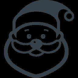 Christmas Santa Claus Free Icon 2 Free Icon Rainbow Over 4500 Royalty Free Icons