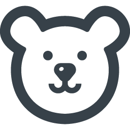 White Bear Free Icon Free Icon Rainbow Over 4500 Royalty Free Icons