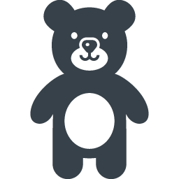 Teddy Bear Free Icon 1 Free Icon Rainbow Over 4500 Royalty Free Icons