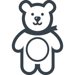 Teddy Bear Free Icon 3 Free Icon Rainbow Over 4500 Royalty Free Icons