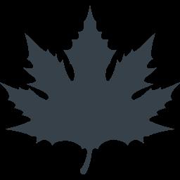 Autumn Maple Leaf Icon 1 Free Icon Rainbow Over 4500 Royalty Free Icons