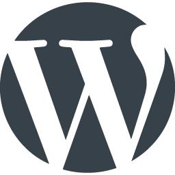 Wordpress Logo Icon 2 Free Icon Rainbow Over 4500 Royalty Free Icons