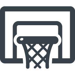 Basketball Goal Free Icon Free Icon Rainbow Over 4500 Royalty Free Icons