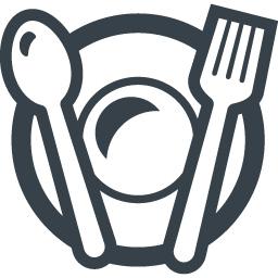 Restaurant Mark Free Icon 3 Free Icon Rainbow Over 4500 Royalty Free Icons