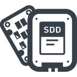 Ssd Drive Part Free Icon 5 Free Icon Rainbow Over 4500 Royalty Free Icons