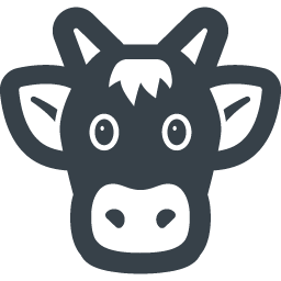 Cow Face Free Icon 3 Free Icon Rainbow Over 4500 Royalty Free Icons