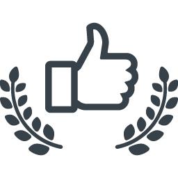 Facebook Like Award Free Icon 2 Free Icon Rainbow Over 4500 Royalty Free Icons
