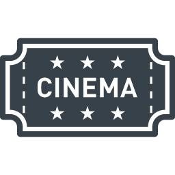 Movie Ticket Free Icon 2 Free Icon Rainbow Over 4500 Royalty Free Icons