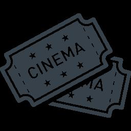 Movie Ticket Free Icon 3 Free Icon Rainbow Over 4500 Royalty Free Icons
