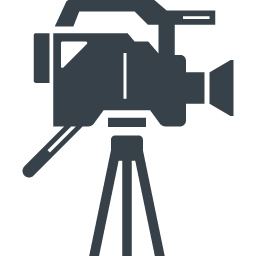 Digital Video Camera For The Interview Free Icon 2 Free Icon Rainbow Over 4500 Royalty Free Icons