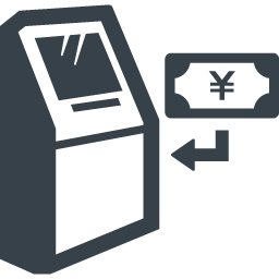 Atm Icon 3 Free Icon Rainbow Over 4500 Royalty Free Icons