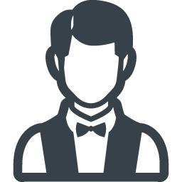 Casino Dealer Icon 2 Free Icon Rainbow Over 4500 Royalty Free Icons
